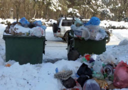 Через невивезення сміття стосовно діяльності КП «Черкаська служба чистоти» проводитиметься перевірка