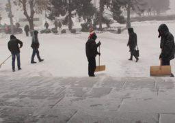 Найближчими днями в Черкасах сніжитиме: Гідрометцентр
