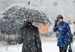 8-9 лютого 2018 року очікується погіршення погодних умов на Черкащині