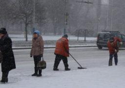 На Черкащині  у січні поточного року у громадських роботах взяли участь 314 осіб