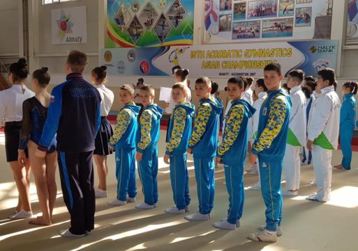 Черкаські гімнасти здобули нагороди на міжнародних змаганнях