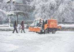 Черкаські комунальники готуються до погіршення погодних умов