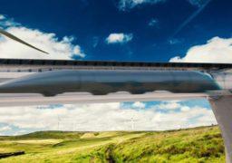Міністерство інфраструктури анонсувало Hyperloop в Україні