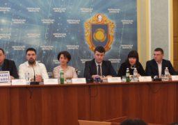 У Черкасах побувала заступник Міністра юстиції