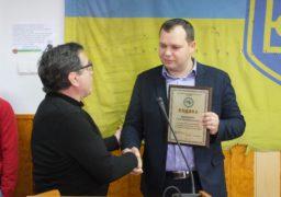 Керівника черкаської освіти відзначили у Міністерстві молоді та спорту
