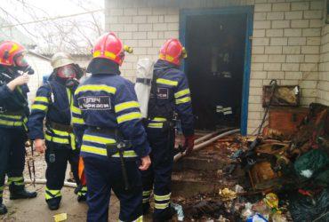 У Черкаському районі на пожежі загинуло 2 особи