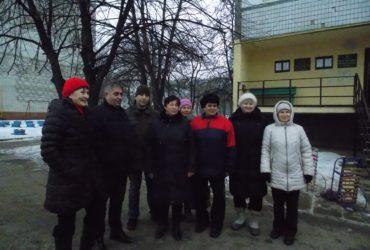 КСН «Перемога» передав зібрану жителями продовольчу допомогу бійцям в Волноваху та Авдієвку