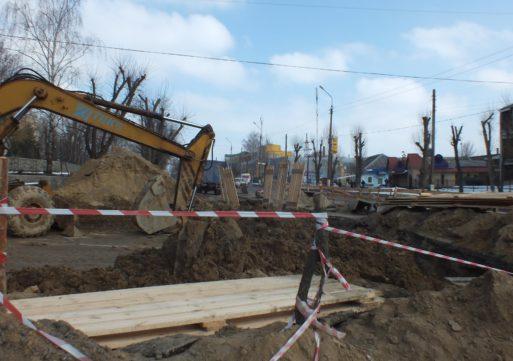 У Смілі триває аварійне відновлення каналізаційного колектора