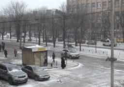 У Черкасах зупинились усі автобуси: перевізники влаштували демарш