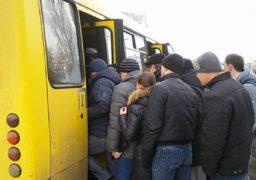 Черкаські перевізники зумовили у місті транспортний колапс