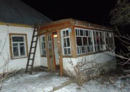 Під час пожежі на Смілянщині загинув літній чоловік