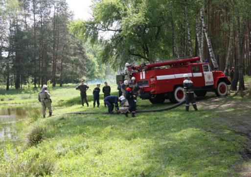 Пожежники Смілянщини б'ють на сполох