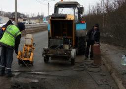 Поточний ремонт доріг розпочнуть із бульвару Шевченка