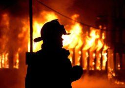 Рятувальники Черкащини ліквідували пожежі двох надвірних споруд