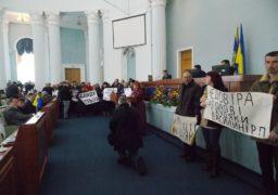 Бунт агробаронів Черкащини. Депутати облради вимагають відставки голови Держгеокадастру