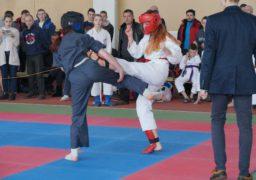 Сміляни повернулися з відкритого чемпіонату Черкаської області з годзю рю карате