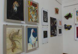 У черкаському музеї відкрилась котяча виставка