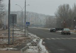 Ремонт вулиці Героїв Дніпра планують закінчити до кінця року