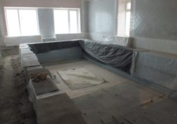 У черкаському дитсадку будують сучасний басейн