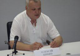 """Поновлений на посаді міський голова Сміли, дав ексклюзивне інтерв'ю журналістам """"Антени"""""""