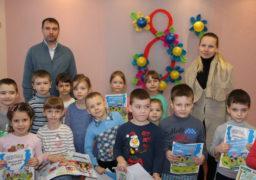"""Нові учні у черкаській """"Школі корисних звичок"""""""