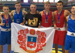 У Черкасах відбувся всеукраїнський турнір з боксу серед чоловіків