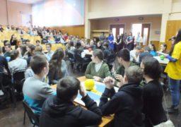 Про біологію і професії: у Черкаській школі відбувся всеукраїнський брейн-ринг