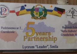 Смілянський «Лідер» приймає закордонних гостей.