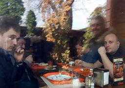 Колишній та нинішній секретарі міської ради зустрілися за дружнім обідом