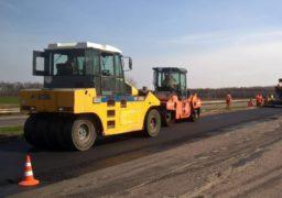 У Черкасах по вулиці Гоголя триває поточний ремонт дороги