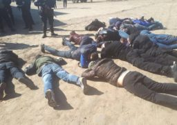 """Затримані в Орловці поліцією """"рейдери"""" виявилися зовсім не злочинцями, а потерпілими"""