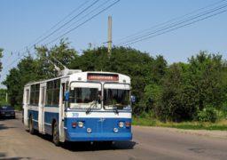 12 квітня тролейбуси рухатимуться бульваром Шевченка лише до вул. Можайського
