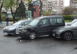 Несправний світлофор спричинив ДТП у центрі Черкас