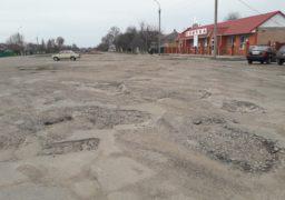 Вулиця Пастерівська перетворилася на смугу перешкод