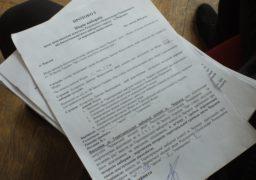 У Черкасах відбулися збори з відкликання депутата Радуцького