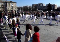 У середмісті Черкас водили кривий танок