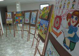 У Черкасах визначили кращі малюнки на тему «Охорона праці очима дітей»