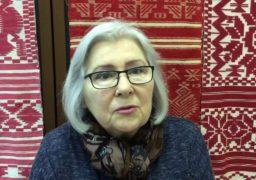 Олександра Теліженко: Орнаменти — це наша прадавня космічна грамота