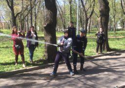 У Кам'янці змагались команди юних пожежних