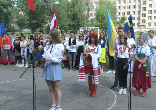 Студенти Смілянського коледжу харчових технологій відзначили день Європи