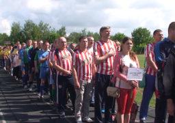 В Городищі пройшла спартакіада серед депутатів місцевих рад Черкащини