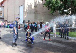 Фестиваль Дружин юних пожежних пройшов у Черкасах