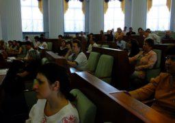 В Черкасах говорили про дотримання закону, щодо мінімальної заробітної плати