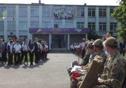 Черкаські учні зустрілися зі спецпризначенцями
