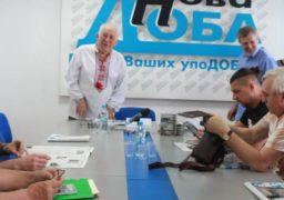 Український журналіст із Нью-Йорка презентував у Черкасах свою нову книгу