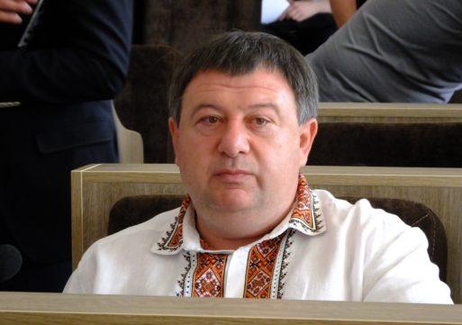 На сесії Черкаської міськради зганьбився депутат Радуцький