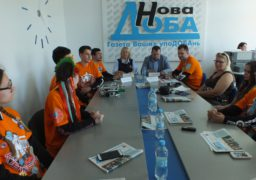 Черкаська команда робототехніків повернулася з Європейського чемпіонату