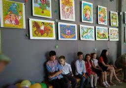 У черкаській галереї відкрилась «Країна дитинства»