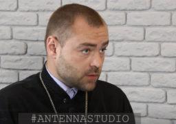 #ANTENNASTUDIO: Церква засуджує пропаганду гомосексуалізму – Андрій Шиманович, УПЦ КП