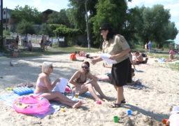 Пляжний сезон: смілян закликають відпочивати відповідально